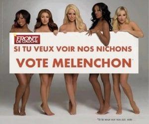 Votez Mélenchon !