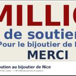 Je soutiens le bijoutier de Nice. Sur Facebook. Mais pourquoi ?